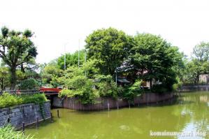 厳島神社(目黒区碑文谷)9