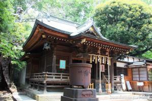 八雲氷川神社(目黒区八雲)12