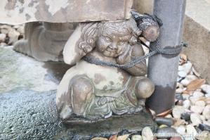 八雲氷川神社(目黒区八雲)14