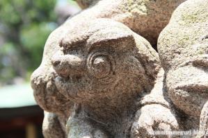 八雲氷川神社(目黒区八雲)26