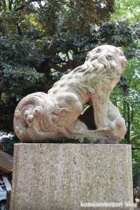 八雲氷川神社(目黒区八雲)18