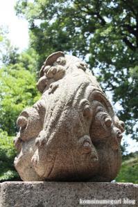 八雲氷川神社(目黒区八雲)19