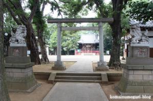 天祖神社(世田谷区中町)4