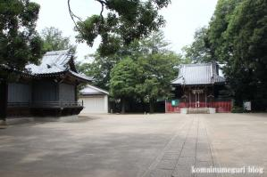 天祖神社(世田谷区中町)7