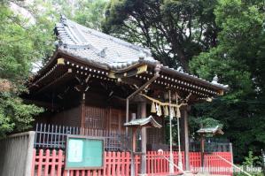 天祖神社(世田谷区中町)9