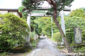 秩父御嶽神社(埼玉県飯能市坂石)9