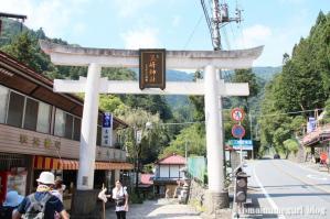 三峰神社(埼玉県秩父市三峰)1