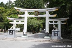 三峰神社(埼玉県秩父市三峰)15