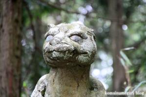 三峰神社(埼玉県秩父市三峰)44
