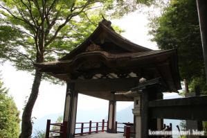 三峰神社(埼玉県秩父市三峰)46