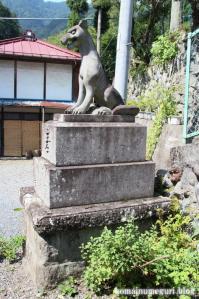 三峰神社(埼玉県秩父市三峰)2