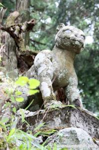 三峰神社(埼玉県秩父市三峰)38