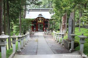 三峰神社(埼玉県秩父市三峰)48