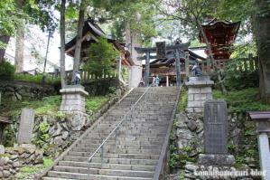 三峰神社(埼玉県秩父市三峰)83