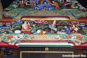 三峰神社(埼玉県秩父市三峰)100