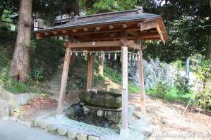 聖神社(埼玉県秩父市黒谷字菅仁田)6