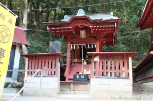 聖神社(埼玉県秩父市黒谷字菅仁田)7