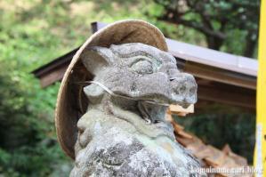 聖神社(埼玉県秩父市黒谷字菅仁田)22