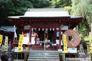 聖神社(埼玉県秩父市黒谷字菅仁田)25