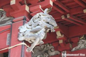聖神社(埼玉県秩父市黒谷字菅仁田)28