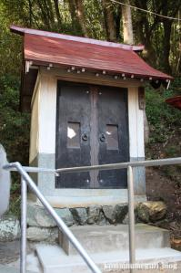聖神社(埼玉県秩父市黒谷字菅仁田)9