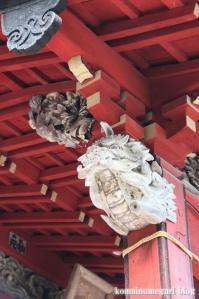 聖神社(埼玉県秩父市黒谷字菅仁田)29