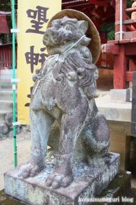 聖神社(埼玉県秩父市黒谷字菅仁田)19