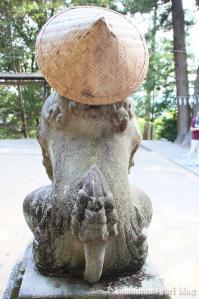聖神社(埼玉県秩父市黒谷字菅仁田)17