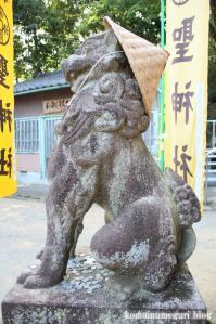 聖神社(埼玉県秩父市黒谷字菅仁田)20