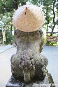 聖神社(埼玉県秩父市黒谷字菅仁田)21