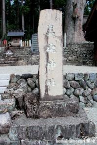 久津八幡宮(岐阜県下呂市萩原町上呂)29
