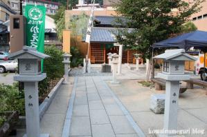 加恵瑠神社(岐阜県下呂市湯之島)1