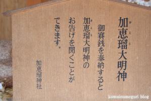加恵瑠神社(岐阜県下呂市湯之島)10
