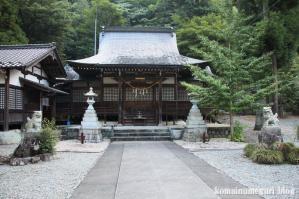 若宮八幡神社(岐阜県下呂市湯之島)9