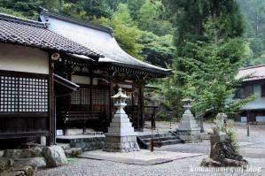 若宮八幡神社(岐阜県下呂市湯之島)22