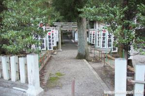 若宮八幡神社(岐阜県下呂市湯之島)17