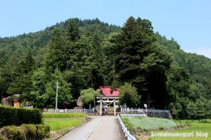 白山神社(岐阜県飛騨市古川町中野)4