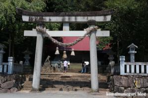 白山神社(岐阜県飛騨市古川町中野)5