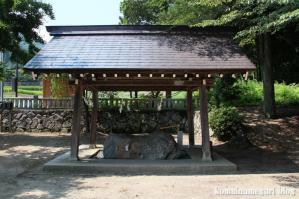 白山神社(岐阜県飛騨市古川町中野)6