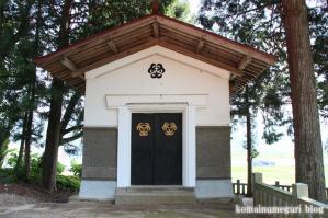白山神社(岐阜県飛騨市古川町中野)17