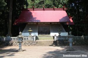 白山神社(岐阜県飛騨市古川町中野)22