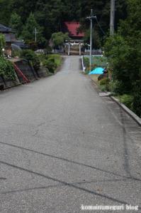 白山神社(岐阜県飛騨市古川町中野)3