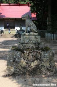 白山神社(岐阜県飛騨市古川町中野)7
