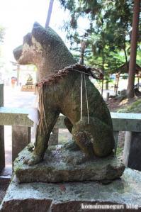 白山神社(岐阜県飛騨市古川町中野)20