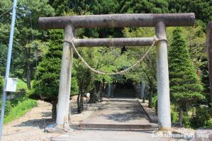 水穂神社(岐阜県飛騨市古川町下気多)3
