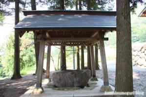 水穂神社(岐阜県飛騨市古川町下気多)7