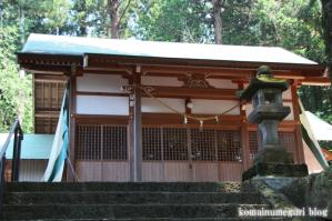 水穂神社(岐阜県飛騨市古川町下気多)10