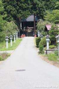 阿多由多神社(岐阜県高山市国府町木曽垣内)5