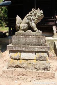 阿多由多神社(岐阜県高山市国府町木曽垣内)28