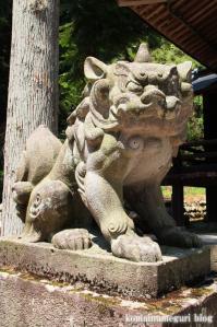 阿多由多神社(岐阜県高山市国府町木曽垣内)29